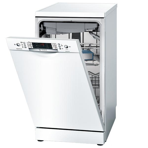 Посудомоечная машина (45 см) Bosch Super Silence SPS69T72RU. Доставка по России