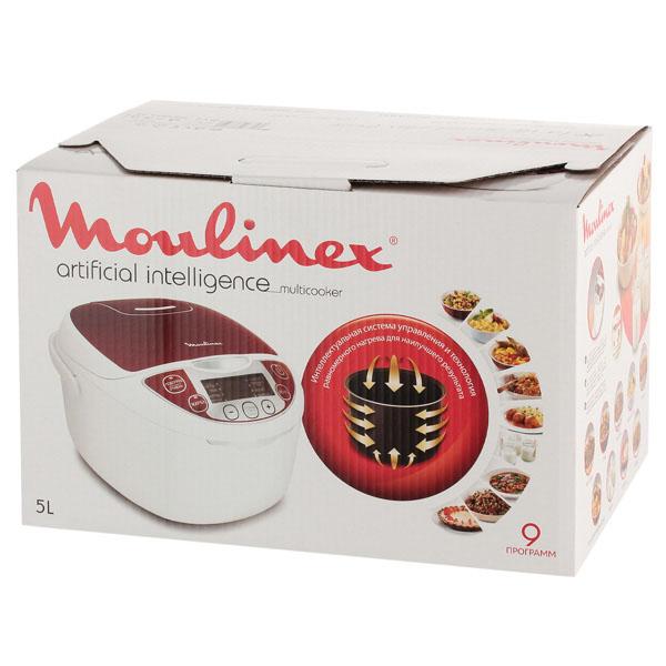 мультиварка Moulinex Mk705132 инструкция - фото 6