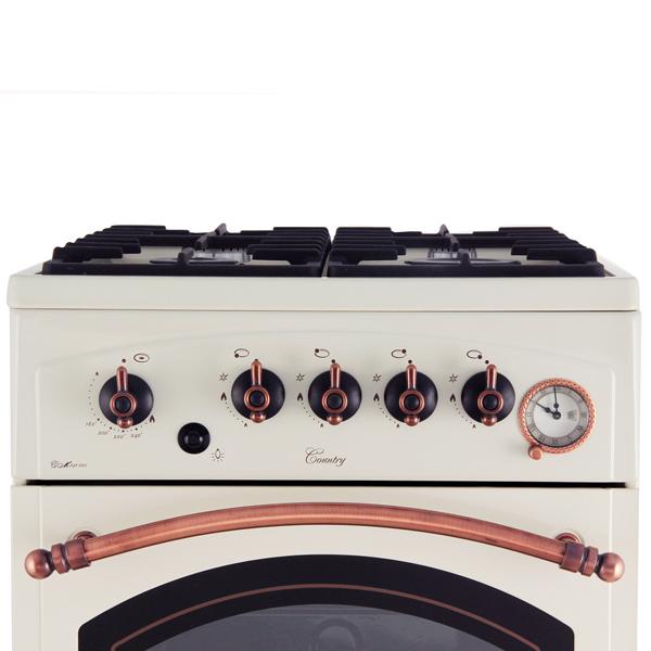 Купить Газовая плита (50-55 см) Darina Country GM241 015Bg недорого