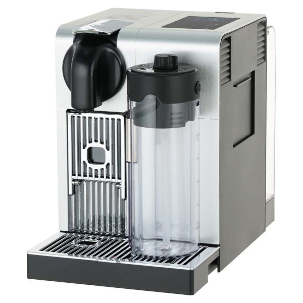 Кофемашина капсульного типа Nespresso De Longhi Lattissima Pro EN750 MB de longhi dlsc002