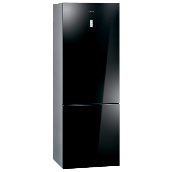 Холодильник с нижней морозильной камерой Широкий Bosch NoFrost KGN49SB21R