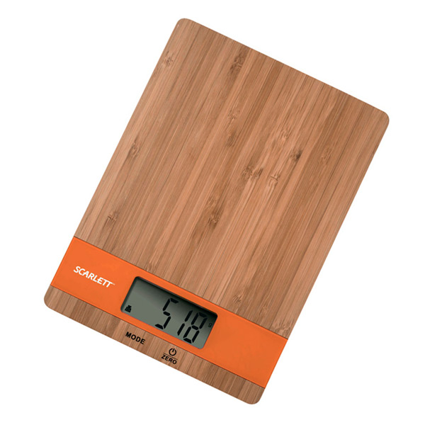 ���� �������� Scarlett SC-KS57P01 Bamboo/Orange