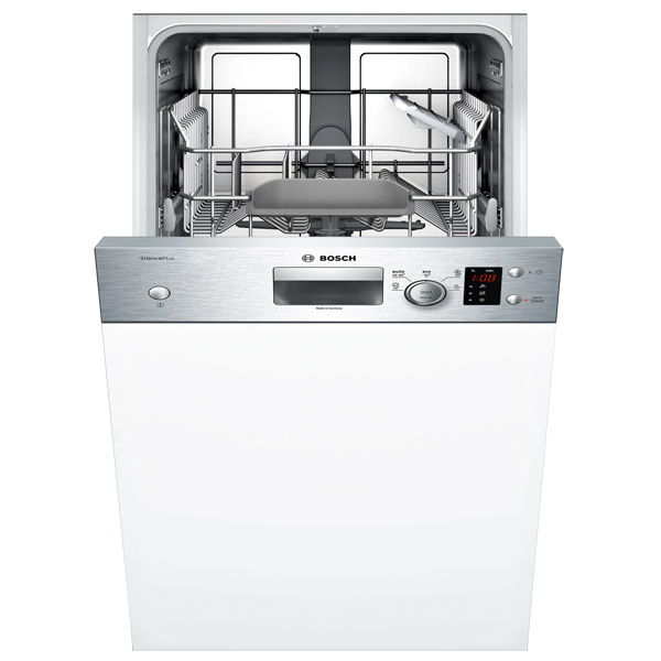 Встраиваемая посудомоечная машина 45 см Bosch Silence Plus SPI50X95RU