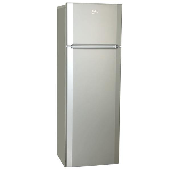 Холодильник с верхней морозильной камерой Beko DSMV528001S