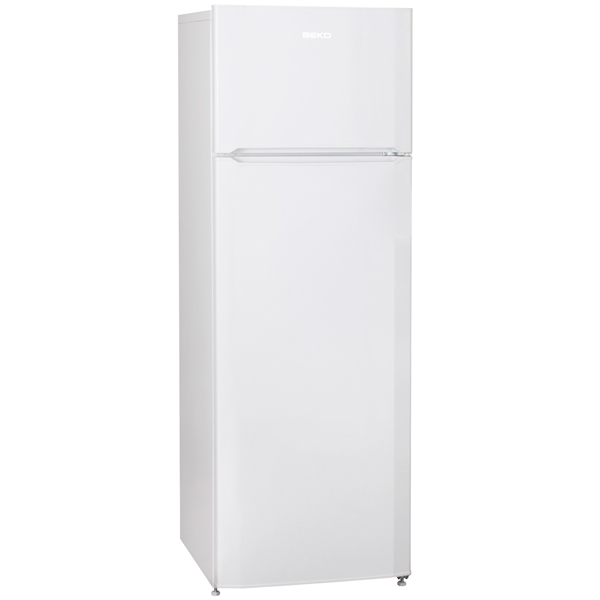 Холодильник с верхней морозильной камерой Beko DSMV528001W