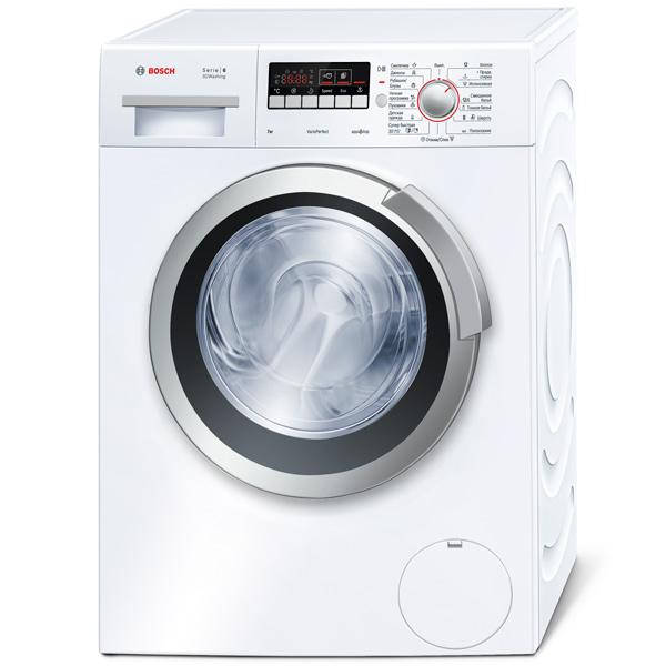 Стиральная машина узкая Bosch Serie 6 3D Washing WLK24247OE