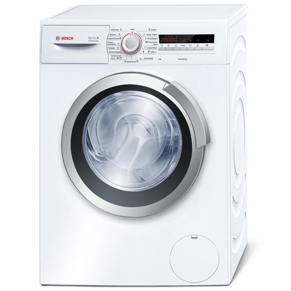 Стиральная машина Узкая Bosch Serie 6 3D Washing WLK24271OE. Доставка по России