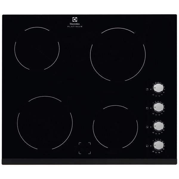 Встраиваемая электрическая панель ElectroluxВстраиваемая электрическая панель<br>Базовый цвет: черный,<br>Размер ниши (Ш*Г): 560*490 мм,<br>Вид гарантии: гарантийный талон,<br>Габаритные размеры (Ш*Г): 590*520 мм,<br>Инд. остаточного тепла: Да,<br>Размещение панели управ.: справа,<br>Цвет: черный,<br>Варочная панель: независимая,<br>Потребляемая мощность: 6000 Вт,<br>Ближняя, левая конфорка: 18 cм,<br>Дальняя, левая конфорка: 14.5 см,<br>Дальняя, правая конфорка: 18 см,<br>Мин.толщина столешницы (мм): 38,<br>Ширина: 590 мм,<br>Ближняя, правая конфорка: 14.5 см,<br>Глубина: 520 мм,<br>Тип управления: электронный<br><br>Вес кг: 7.7<br>Ширина мм: 590<br>Глубина мм: 520<br>Цвет : черный