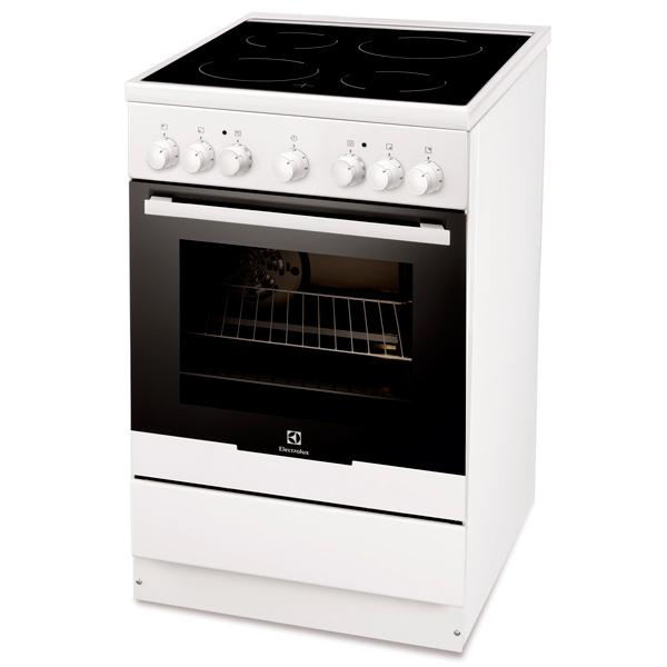 Электрическая плита (50-55 см) Electrolux EKC951301W
