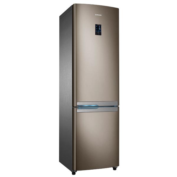 Купить Холодильник с нижней морозильной камерой Samsung RL55TGBTL