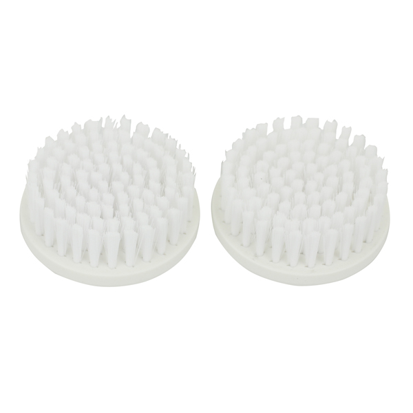 Сменная насадка для эпилятора BraunАксессуары для эпиляторов<br>Очищающая щетка для лица: 2 в комплекте,<br>Страна: КНР<br>