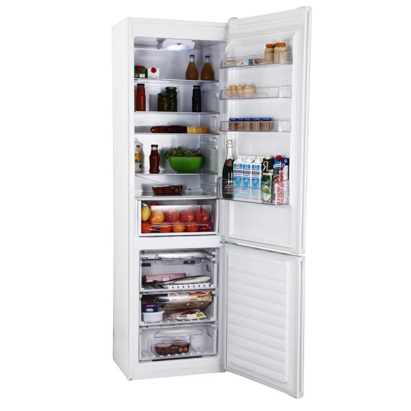 двухкамерный холодильник candy ccds 5140 wh7