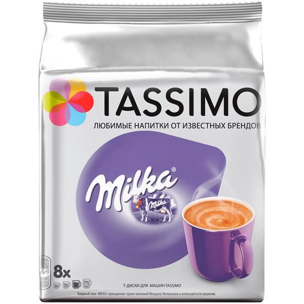 Tassimo Milka напиток с какао