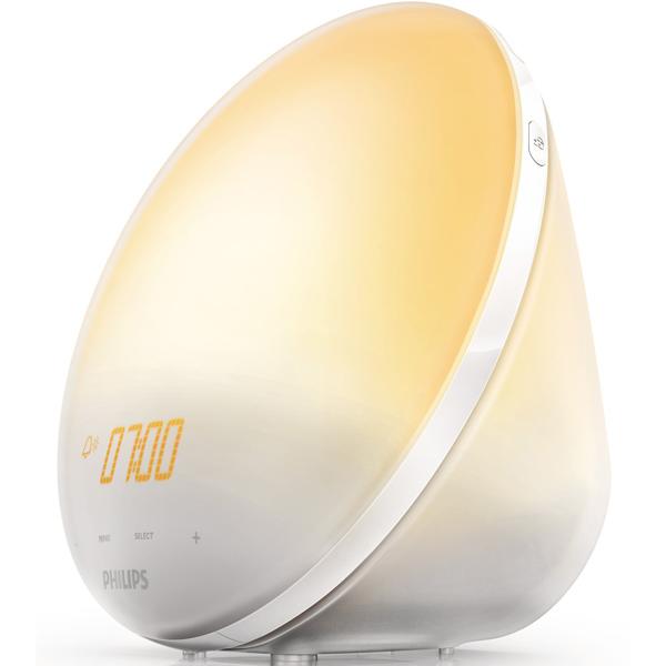 Световой прибор Philips HF3520/70 световой прибор для красоты и здоровья philips световой будильник hf3510 70