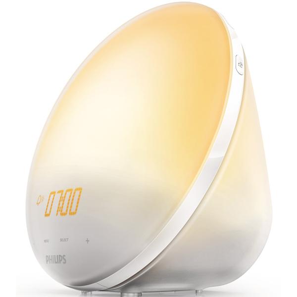 Световой прибор для красоты и здоровья Philips Световой будильник HF3510/70 philips световой будильник wake up light