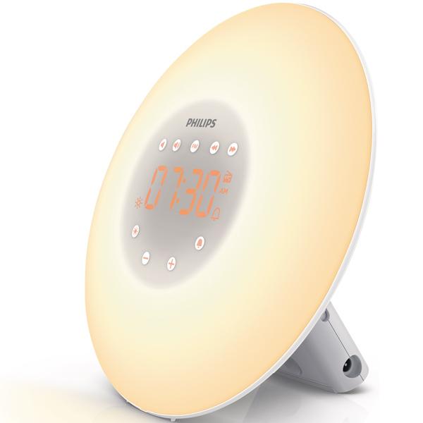 Philips Световой будильник HF3505/70 световой будильник philips wake up light hf3505