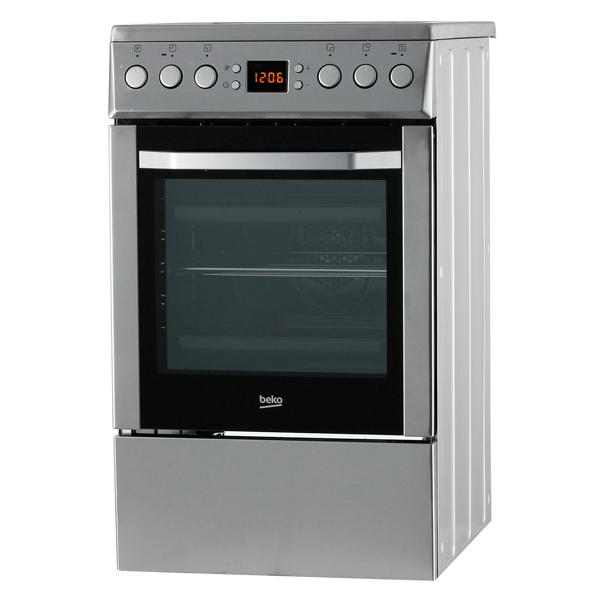 Электрическая плита (50-55 см) Beko MCSE 58303 GX