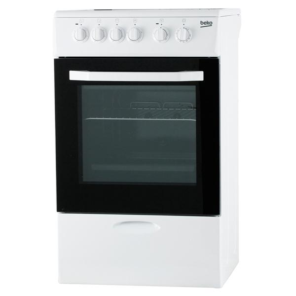Электрическая плита (50-55 см) Beko MCSS 47100 GW