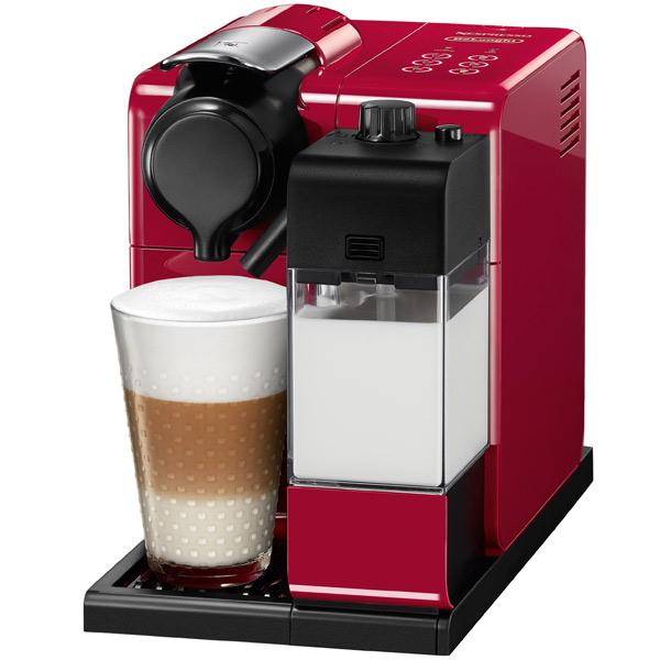 все цены на  Кофемашина капсульного типа Nespresso De Longhi EN550.R  онлайн