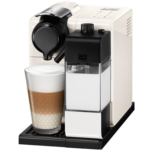 все цены на  Кофемашина капсульного типа Nespresso De Longhi EN550.W  онлайн