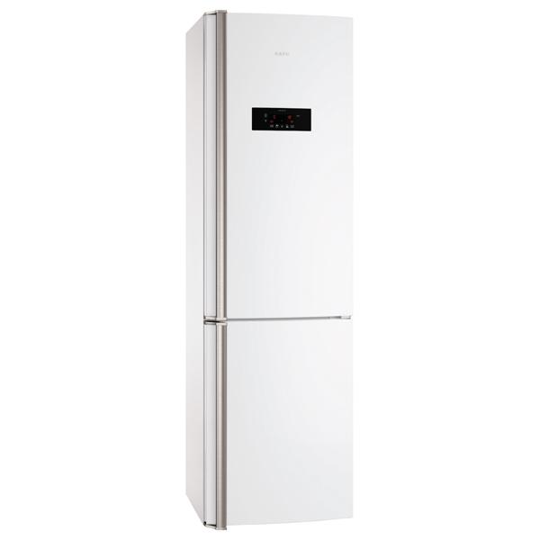 Холодильник с нижней морозильной камерой AEG S99342CMW2