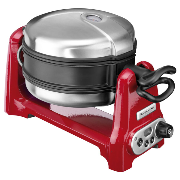 Электровафельница KitchenAid Artisan 5KWB110EER
