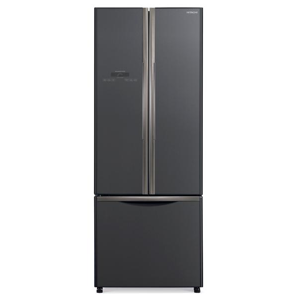 Холодильник с нижней морозильной камерой широкий Hitachi