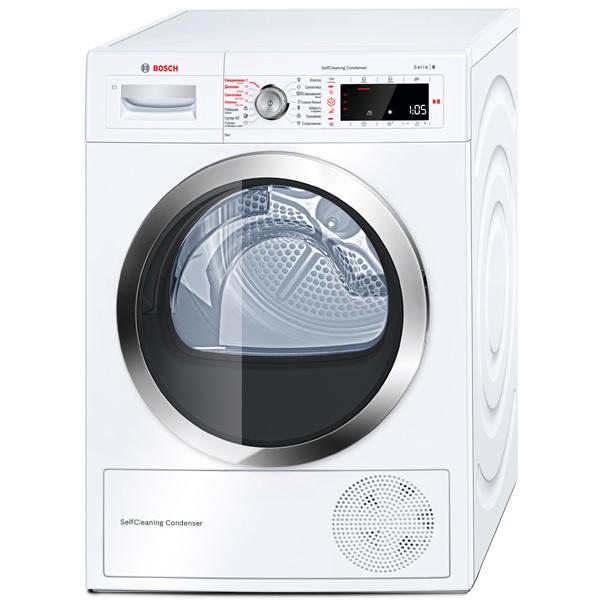 Сушильная машина Bosch Serie 8 WTW85560OE