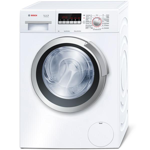 Стиральная машина узкая Bosch Serie 6, 3D Washing  WLK2426MOE