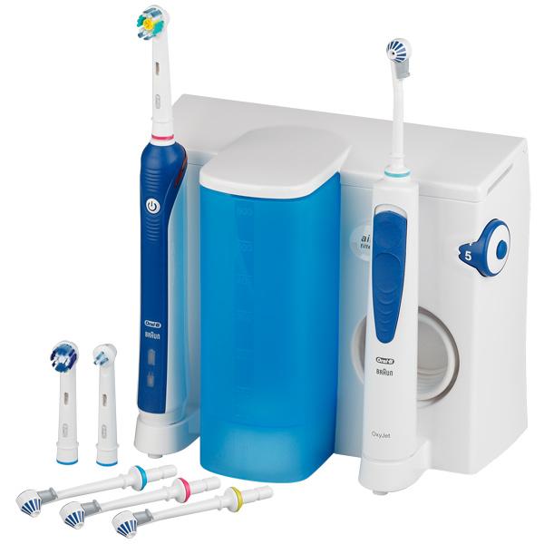 Электрический зубной центр Braun