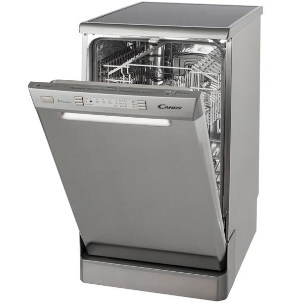 Посудомоечная машина (45 см) Candy Evo Space CDP 4609X-07. Доставка по России
