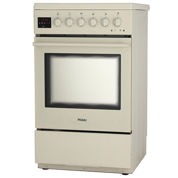 Электрическая плита (50-55 см) Haier HCC56FO2C