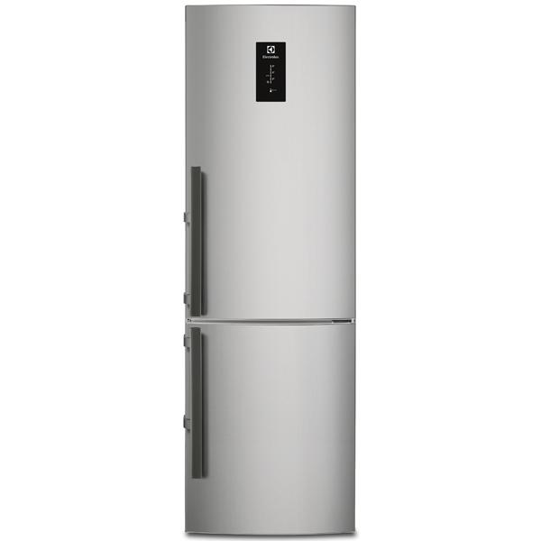 Холодильник с нижней морозильной камерой Electrolux