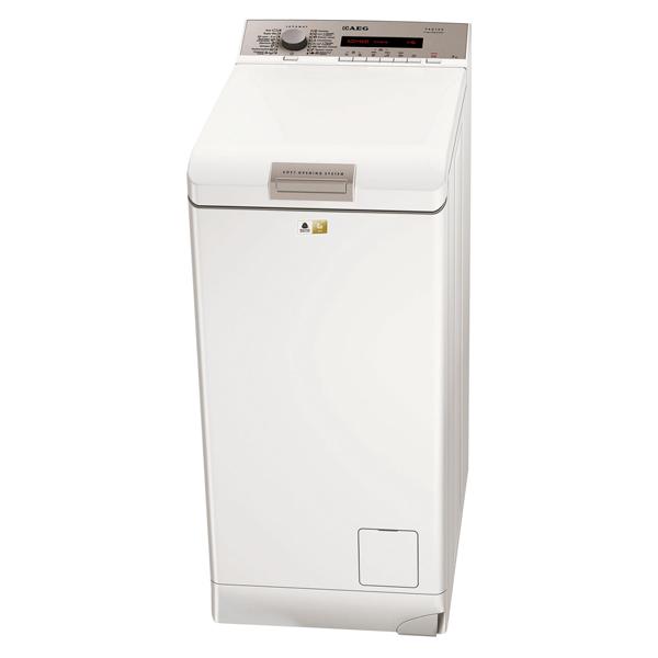 Стиральная машина с вертикальной загрузкой AEG