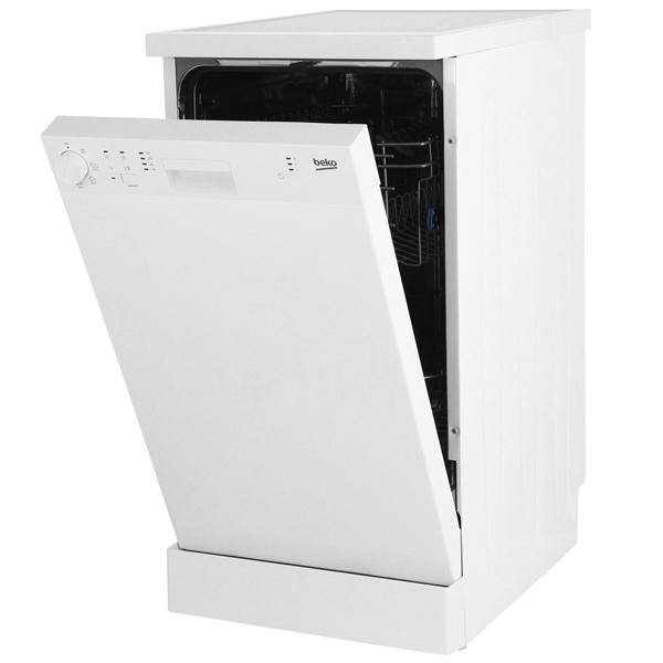 Посудомоечная машина (45 см) Beko DFS 05010 W