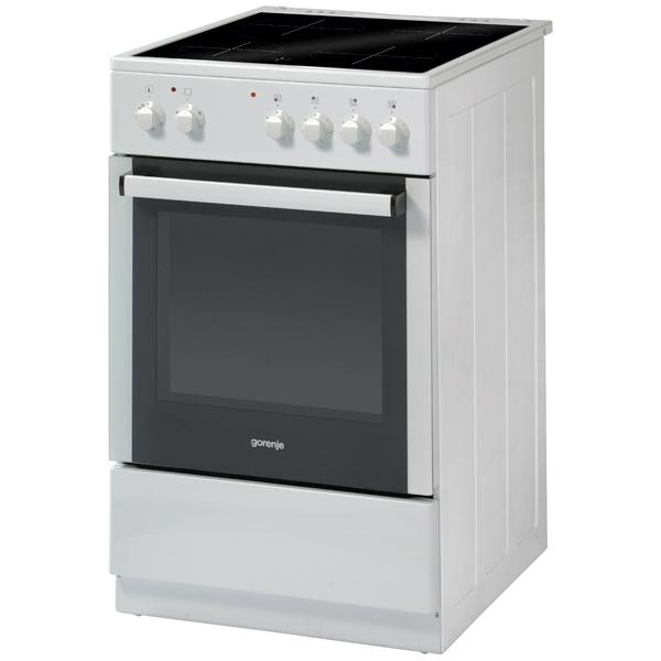Электрическая плита (50-55 см) Gorenje EC51102AW