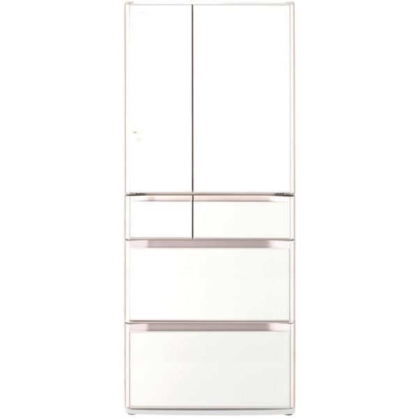 Холодильник многодверный Hitachi R-E 6200 U XW  инверторный генератор hitachi e10 u