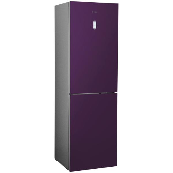 Холодильник с нижней морозильной камерой Bosch Serie|8 Glass Edition KGN39SA10R