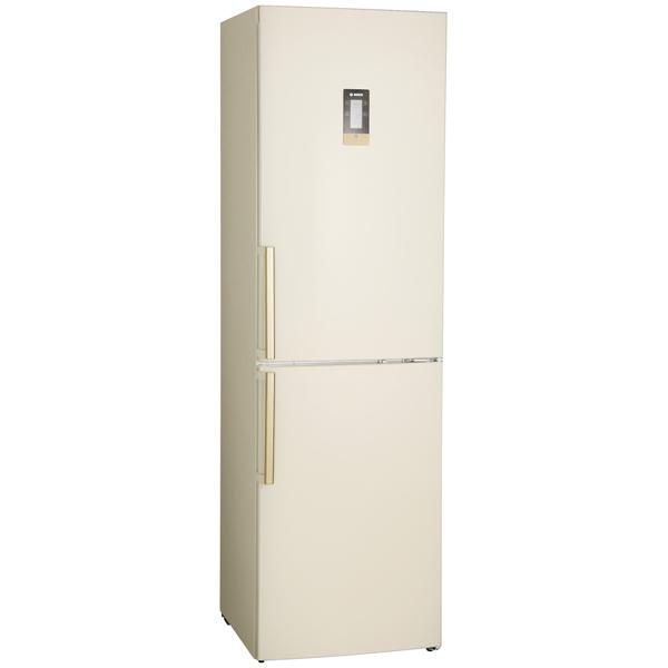 Холодильник с нижней морозильной камерой Bosch Gold Edition KGN39AK18R