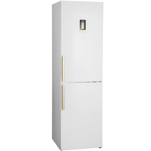 Холодильник с нижней морозильной камерой BoschХолодильники с нижней морозильной камерой<br>Глубина: 65 см,<br>Ширина: 60 см,<br>Высота: 200 см,<br>Цвет: белый,<br>Вид гарантии: по чеку,<br>Режим суперохлаждения: Да,<br>Энергопотребление в год: 383 кВтч,<br>Звук.сиг. повышения темп.: Да,<br>Тип компрессора: стандартный,<br>Звук.сиг. двери мороз.к-ры: Да,<br>Общий объем: 317 л,<br>Система No Frost: в холодильном и морозильном отделении,<br>Внутр. антибакт. покрытие: Да,<br>Материал двери: металл,<br>Инд. темп. в мороз. к-ре: Да,<br>Разм. холод. камеры: автомат.(No Frost),<br>Тип дисплея: цифровой,<br>Инд. темп. в холод. к-ре: Да<br><br>Вес кг: 76<br>Ширина см: 60<br>Глубина см: 65<br>Высота см: 200<br>Цвет : белый