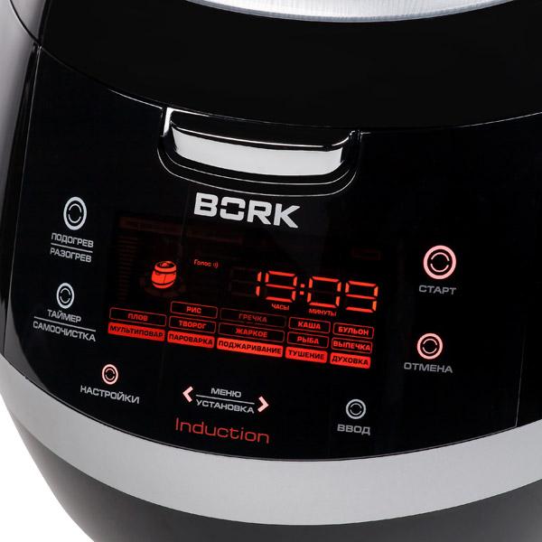 мультиварка борк рецепты супов u800