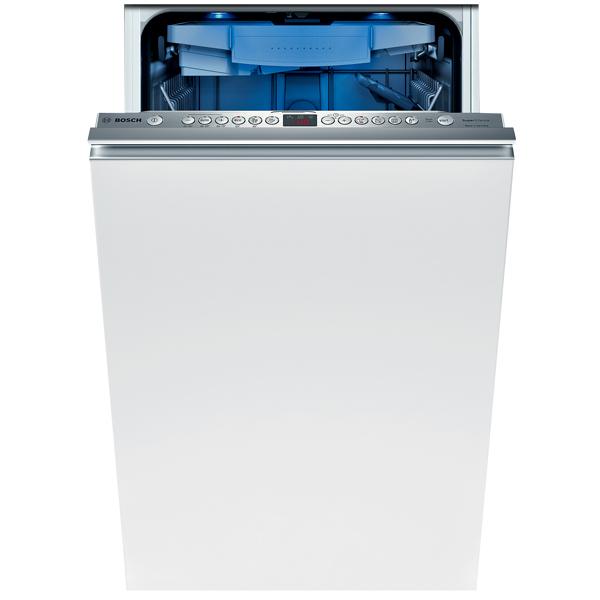 Встраиваемая посудомоечная машина 45 см Bosch SuperSilence SPV69T80RU