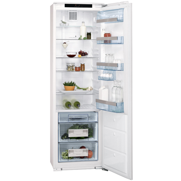 Встраиваемый холодильник однодверный AEG SKZ71800F0