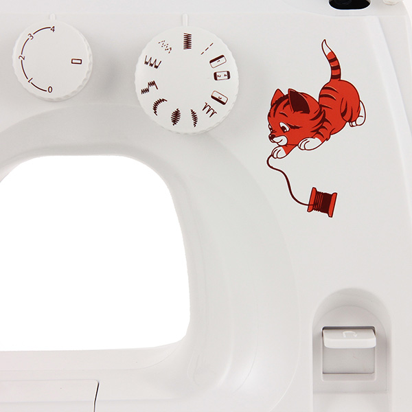 Купить Швейная машина Leader RedCat недорого