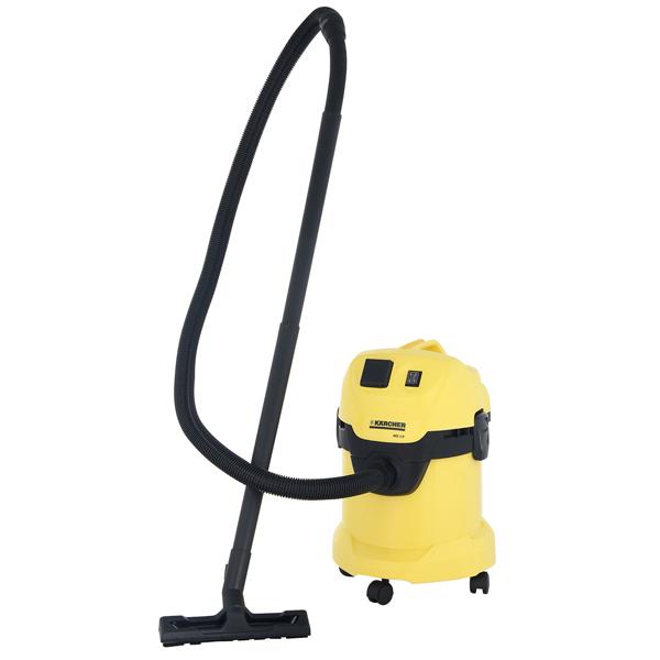 Пылесос с пылесборником Karcher WD 3 P  пылесос karcher wd 3 p 1 629 880 0