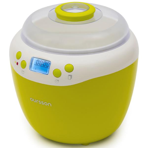 Йогуртница Oursson FE2103D/GA кондитерский набор oursson ck3601sp ga зеленое яблоко