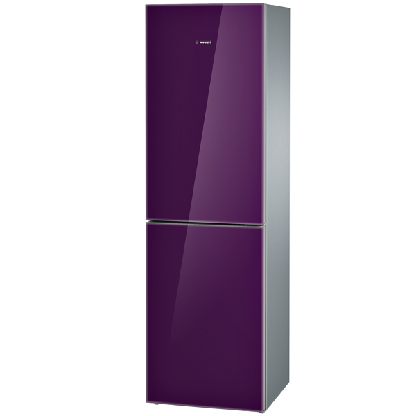 Холодильник с нижней морозильной камерой Bosch Serie | 6 KGN39LA10R холодильник с нижней морозильной камерой bosch serie 4 kge39xw2ar