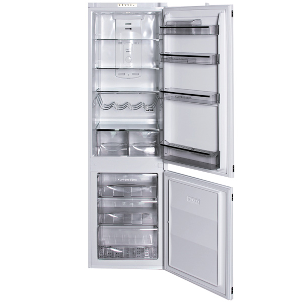 Встраиваемый холодильник комби Kuppersberg