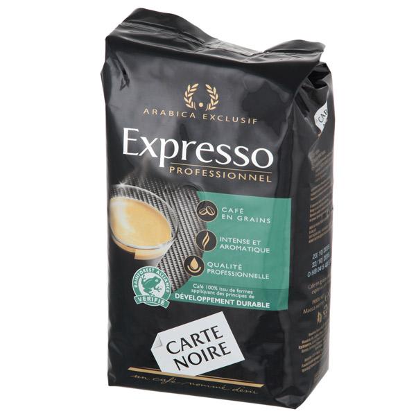 Кофе в зернах Carte Noire