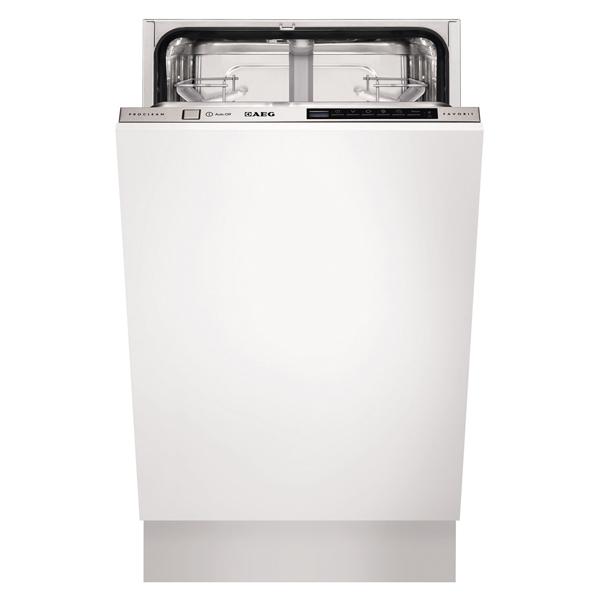 Встраиваемая посудомоечная машина 45 см AEG F78420VI1P